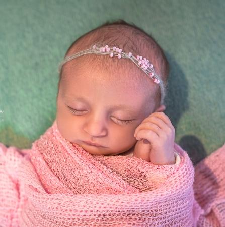 Antonella – 22 dias – Newborn