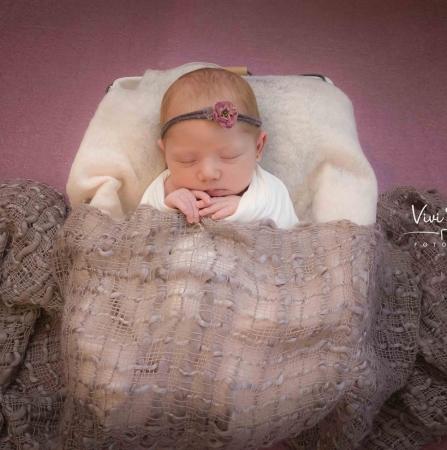 Ensaio Newborn | Antonella | 13 dias
