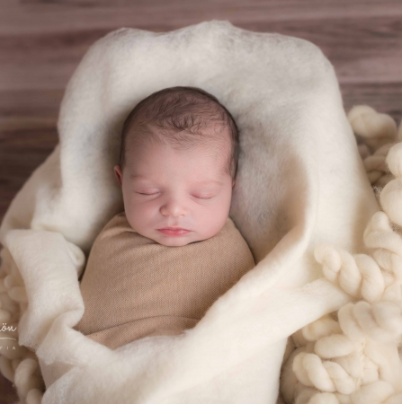 Ensaio Newborn | Martin | 15 dias