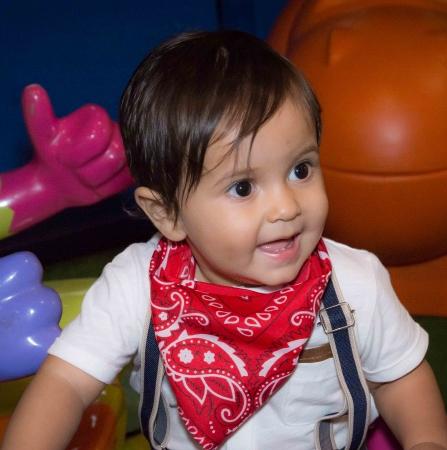 Festa infantil | Rafael | 1 ano