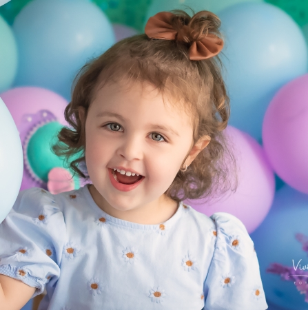 Sophia | Ensaio infantil | 3 anos