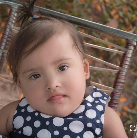 Projeto Estrelinha | Tayla | 1 ano